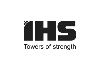 IHS Towers mobile telecommunications infastructure brand