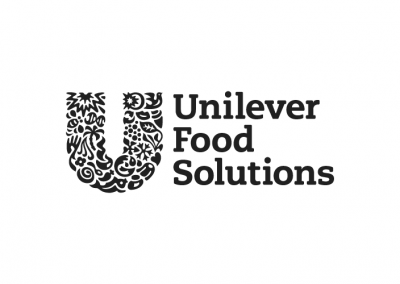 Unilever Food Solutions catering supplies and training brand, UK